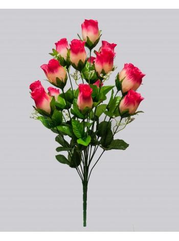827 Букет Роза Кашка