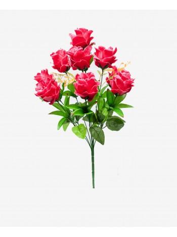 833 Букет Роза Полубутон