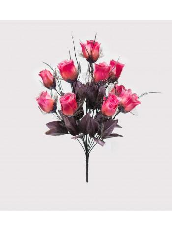 840 Букет Роза Ритуальная