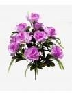 843 Букет Роза-Серебро