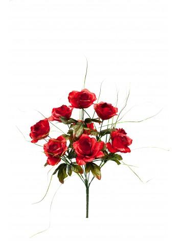 863 Букет Роза Голограмка