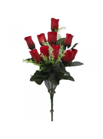 868 Букет Розы Атласной Бутон